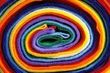 Farebná dekoračná plsť FELTRO
