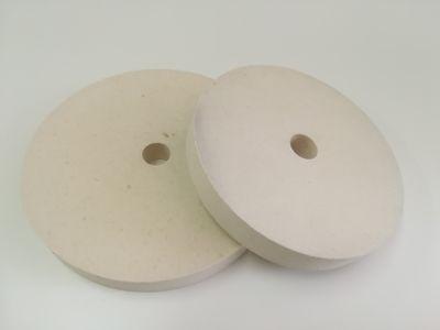 Plstené kotúče s otvorom - stredne tvrdé (0,56 g/cm3)