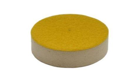 (0,44 g/cm3) polotuhé - Plstené kotúče so suchým zipsom