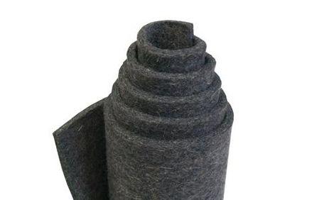 G80 - šedá, mäkká (0,24 g/cm3), 80% vlna / 20% umelé vlákna